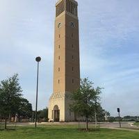 6/26/2014에 Brad H.님이 Albritton Bell Tower에서 찍은 사진