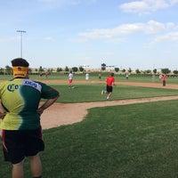 Photo taken at The Fields @ Carrollton Pkwy by Brad H. on 6/29/2014