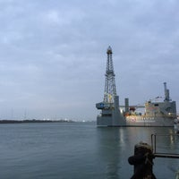 Photo taken at Ocean Star Offshore Drilling Rig & Museum by Brad H. on 2/22/2015