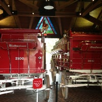 Photo taken at Anheuser-Busch Brewery Experiences by Keith B. on 7/14/2013