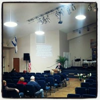 Photo taken at Mount Hope Church by Michael S. on 4/10/2013