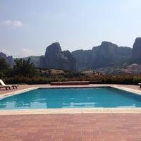 Photo taken at Hotel Meteora 5* by Sorin S. on 8/12/2013