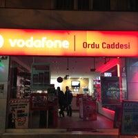 Photo taken at Vodafone Erzincan Telekomünikasyon by Emrah Ş. on 2/26/2013