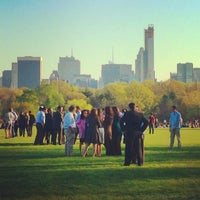 Photo taken at Great Lawn - Central Park by Price P. on 4/28/2013