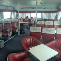 Photo taken at Venezia Lines High-speed Catamaran Ferry by Andrei V. on 7/27/2014