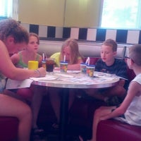Photo taken at Honey Bee Diner by Cindy W. on 7/23/2013