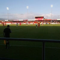 Photo taken at Showgrounds by Trevor C. on 5/28/2013