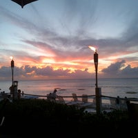 Photo taken at Grand Cayman Marriott Beach Resort by Jeff J. on 1/13/2013