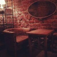 Photo taken at Cafe Magia by Karolina R. on 2/24/2014