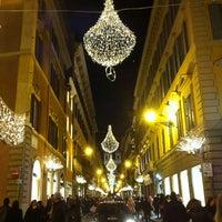 Foto scattata a Via dei Condotti da Giorgia S. il 1/4/2013