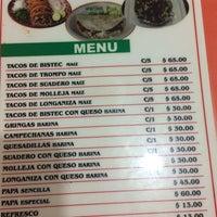 Photo taken at Tacos El Samuray by Jorge G. on 8/1/2016