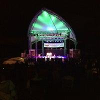 Photo taken at The Levitt Pavilion by Jane S. on 8/24/2014