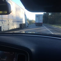 Photo taken at Interstate 95 at Exit 190 by Rickey S. on 11/10/2016