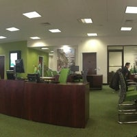 Photo taken at TD Bank by Danniela R. on 12/13/2012