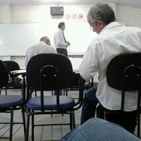 Photo taken at Universidade Católica do Salvador (UCSal) by Luana R. on 9/20/2012