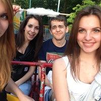 Photo taken at Веселі гірки by Ира Г. on 5/24/2014