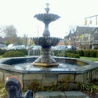 Photo taken at Mariemont Square by Lisa M. on 11/11/2012