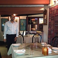 Photo taken at Taste of India by Lili R. on 11/18/2012