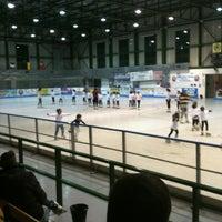 Photo taken at Pattinodromo by Vincenzo A. on 12/5/2012
