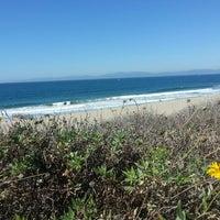 Photo taken at Torrance Beach by Matthias S. on 10/1/2013
