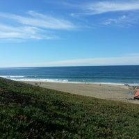Photo taken at Torrance Beach by Matthias S. on 12/15/2012