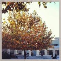 Photo taken at Bilkent University by Tany on 11/11/2013