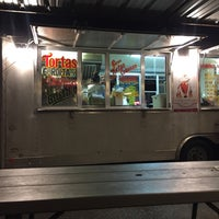 Photo taken at Al Pastor Taco Truck by Alden F. on 3/11/2017