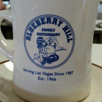 Photo taken at Blueberry Hill Family Restaurant by Pj P. on 10/29/2016