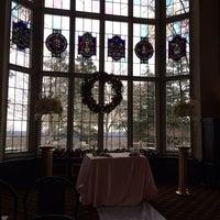 Photo taken at Pine Knob Mansion by Michele K. on 1/4/2014