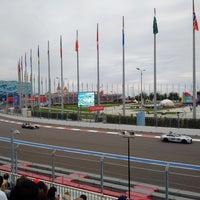 Photo taken at Sochi Autodrom by Denis D. on 10/11/2015