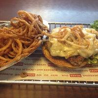 Photo taken at Smashburger by James C. on 5/2/2013
