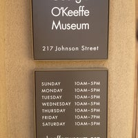 Photo taken at Georgia O'Keeffe Museum by James C. on 4/6/2013