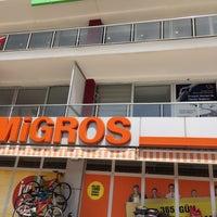 Photo taken at Migros by Ela on 4/24/2016