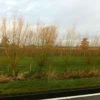 Photo taken at Station Tiel Passewaaij by Friso W. on 12/16/2012