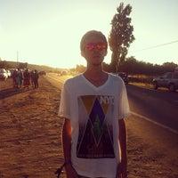 Photo taken at Costanera Chonchi by Christian I. on 2/17/2014