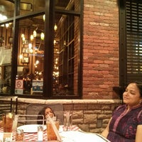 Photo taken at Grimaldi's Coal Brick-Oven Pizzeria by Sridhar K. on 6/23/2013