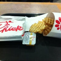 Photo taken at Chick-fil-A by Karthik B. on 1/31/2013