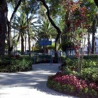 Foto tirada no(a) Parque Las Américas por Lorh L. em 10/3/2012
