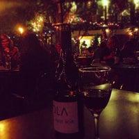 Photo taken at Bacchanal Wine by Barrett W. on 4/21/2013