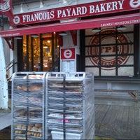 Photo taken at Francois Payard Bakery by Leonardo U. on 4/16/2013