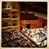Photo taken at David Geffen Hall by Pia R. on 7/7/2013