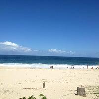 Photo taken at Praia da Barra de Maricá by Fabio C. on 3/29/2013