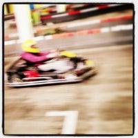 Das Foto wurde bei Formula Kartbahn von Peter T. am 3/15/2014 aufgenommen