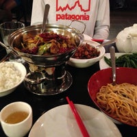 Photo taken at Han Dynasty by Zhili O. on 9/10/2013