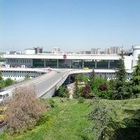 Photo taken at Ankara Inter-City Bus Terminal by John K. on 5/1/2013