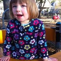 Photo taken at Mason Park Playground by Susan T. on 10/21/2012