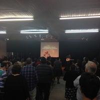 Photo taken at Igreja Cristã da Família - Vila Mariana by Patricia S. on 4/26/2015
