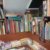 Photo taken at Librería Antartica by Karen A. on 12/20/2012