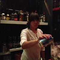 Photo taken at 7/4 electric bar by german g. on 7/6/2013