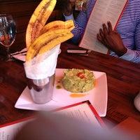 Photo taken at Mixto Restaurant by Daine W. on 4/6/2013